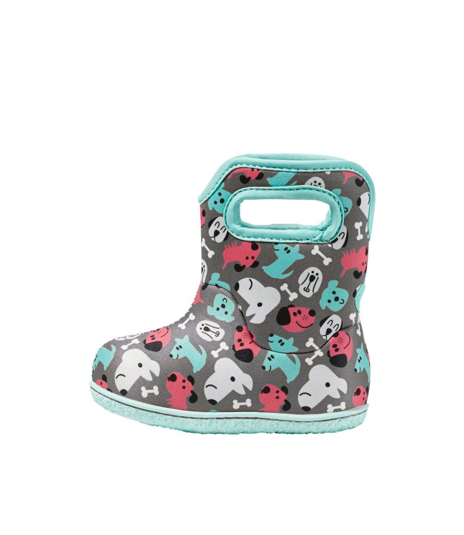 Toddlers' Baby Bogs Puppies Rain Boots