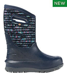 Kids' Bogs Neo Classic Twinkle Boots