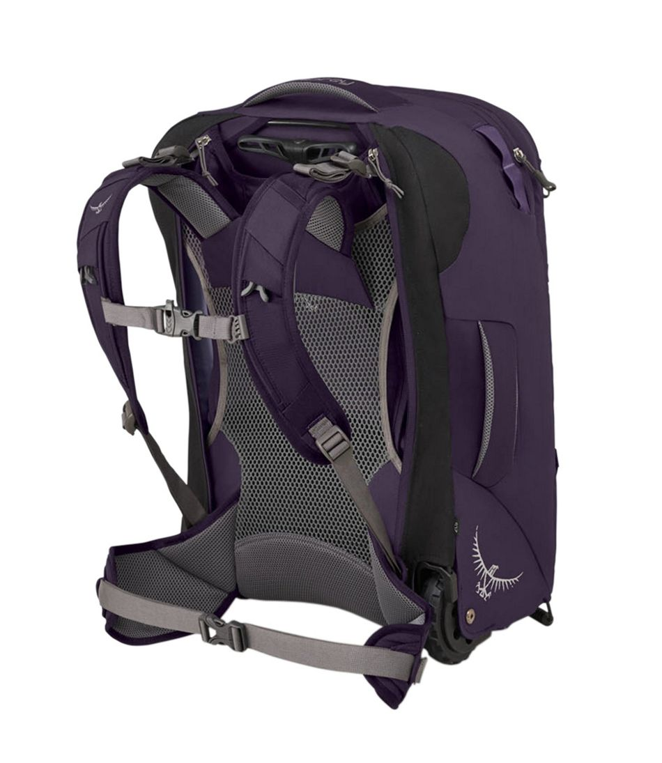 Osprey Fairview Wheeled Travel Pack, 36 L
