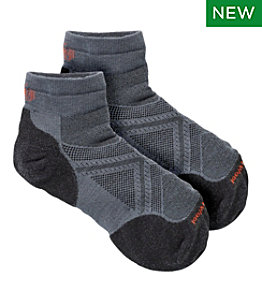Men's SmartWool PhD Run Light Elite Socks, Low Cut