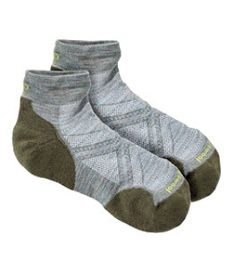 Men's SmartWool PhD Run Light Elite Socks, Low Cut