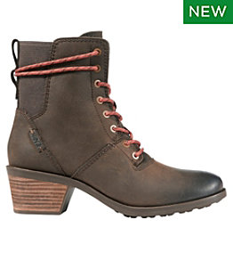 Women's Teva Anaya Waterproof Boots, Lace-Up