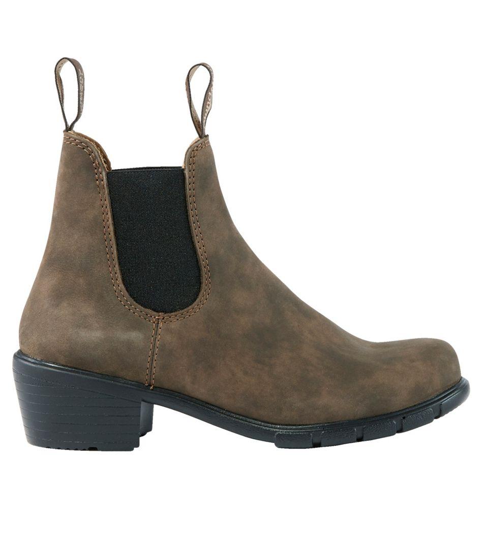 Women's Blundstone Heeled Chelsea Boots