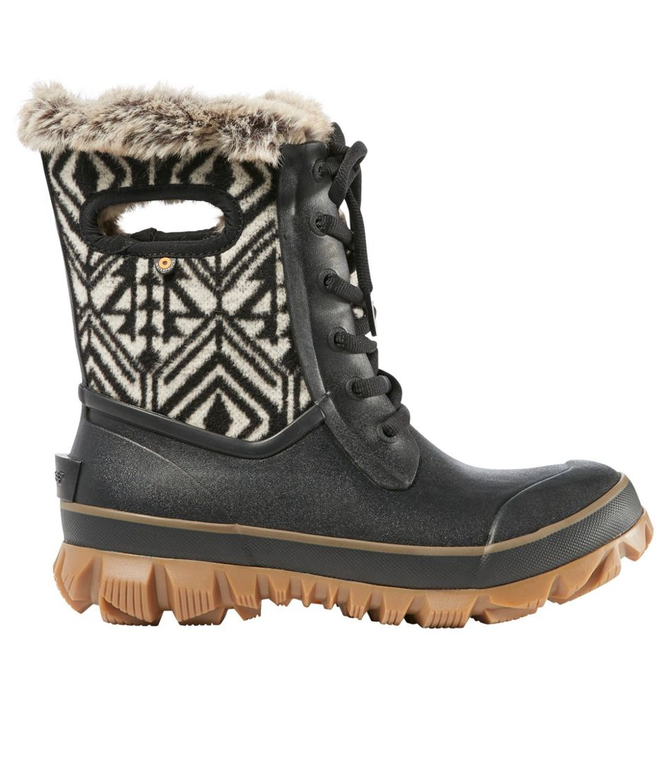Women's Bogs Arcata Geo Boots