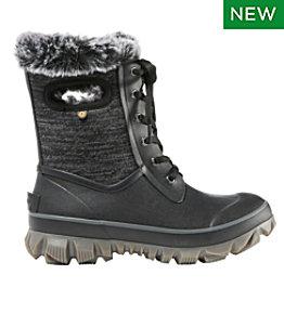 Women's Bogs Arcata Knit Boots