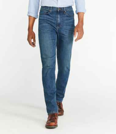 Men's BeanFlex Jeans, Natural Fit