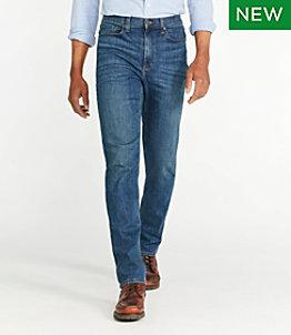 Men's BeanFlex Jeans, Natural Fit