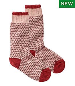 Women's SmartWool Popcorn Polka Dot Sock
