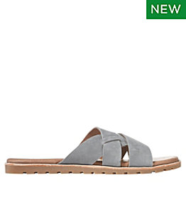 Women's Lakewashed Slides