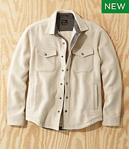 Men's L.L.Bean x Todd Snyder Wool Shirt Jacket