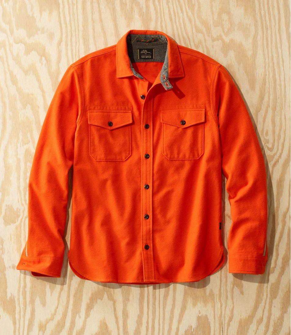 Men's L.L.Bean x Todd Snyder Chamois Shirt