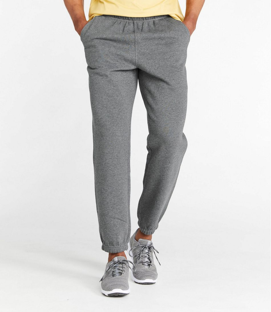 Men's Athletic Sweats, Pull-On Pants