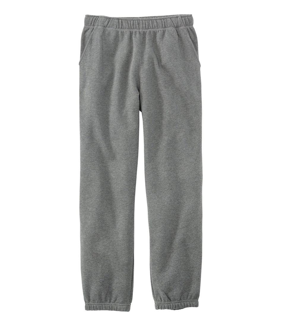 Men's Athletic Sweats, Pull-On Pants