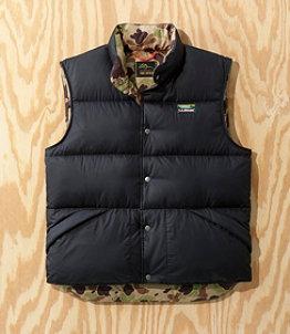 Men's L.L.Bean x Todd Snyder Puffer Vest
