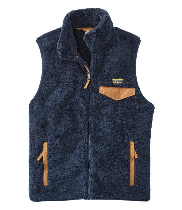 Hi-Pile Fleece Vest, , large image number 0