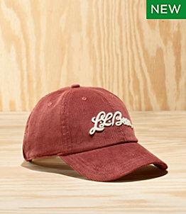 Men's L.L.Bean x Todd Snyder Corduroy Baseball Hat