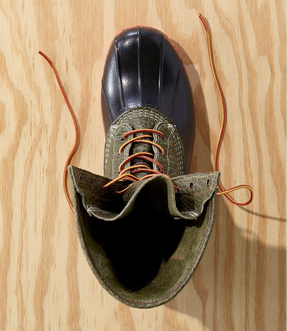 Men's L.L.Bean x Todd Snyder Bean Boots, Bison Leather