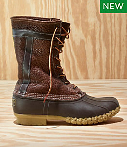 Men's L.L.Bean x Todd Snyder Bean Boots, Bison Leather
