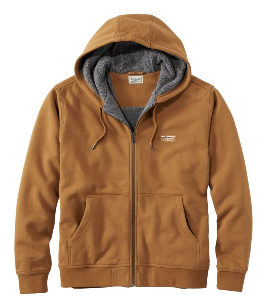 Men's Katahdin Iron Works Fleece Lined Hoodie Sweatshirt