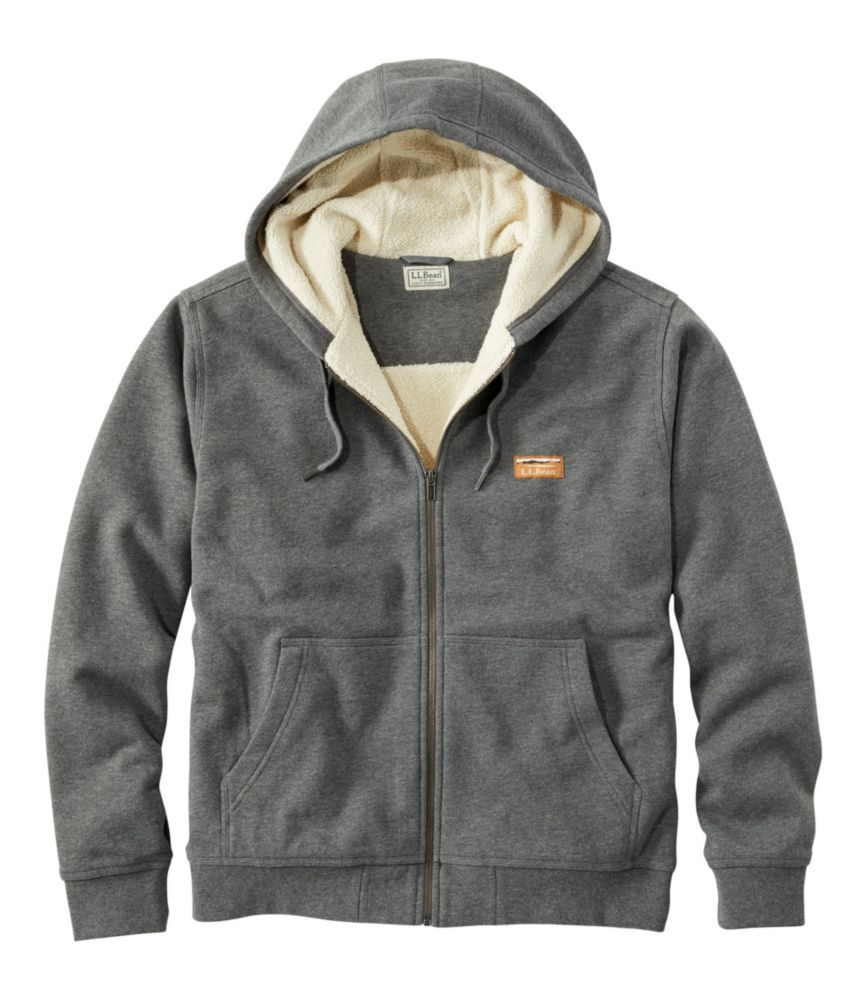 Men's Katahdin Iron Works Fleece Lined Hoodie Sweatshirt