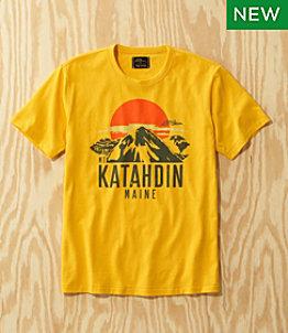 Men's L.L.Bean x Todd Snyder Graphic T-Shirt, Short-Sleeve