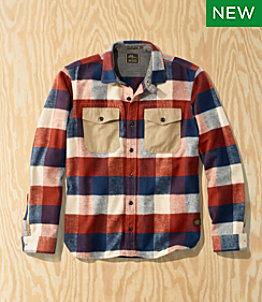Men's L.L.Bean x Todd Snyder Chamois Shirt with Trim
