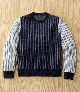 Men's L.L.Bean x Todd Snyder Pullover Sweater