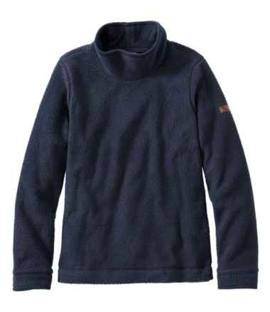 Women's Cozy Cottage Fleece, Funnelneck Pullover