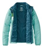 Women's Mountain Classic Puffer Jacket, Colorblock