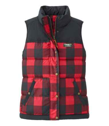 Women's Mountain Classic Down Vest, Print