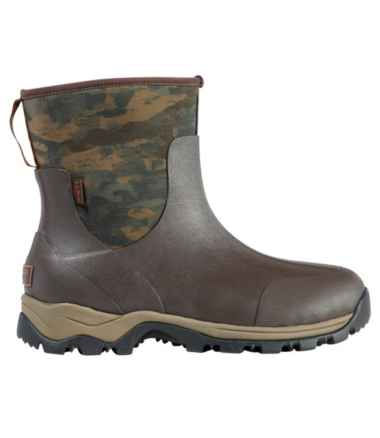 Men's All Season Wellie Boots, Insulated