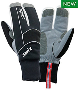 Men's Swix Star XC Split Mitts