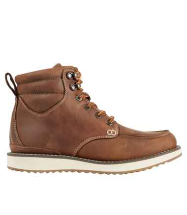 Women's Stonington Boots, Moc Toe