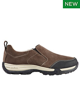 Men's Traverse Trail Shoes, Slip-On Suede