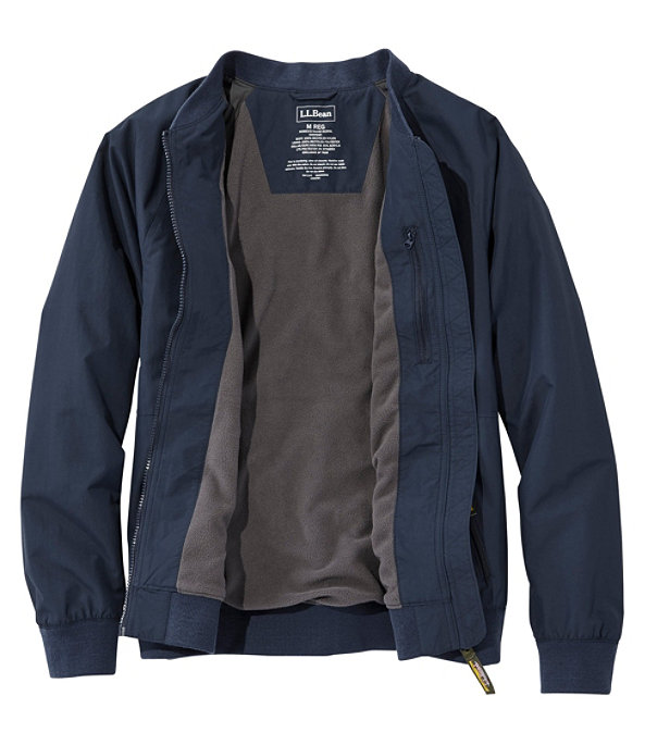 Three-Season Bomber Jacket, , large image number 3