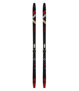 Rossignol Evo Off Track 65 Positrak Skis with Control Step-In Binding