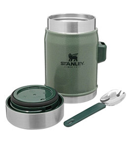 Stanley All-in-One Food Jar and Spork, 14 oz.
