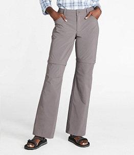 Women's No Fly Zone Zip-Off Pants