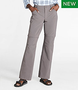 Women's No Fly Zone Zip-Off Pants