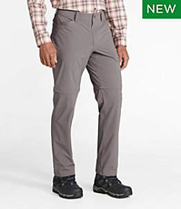 Men's No Fly Zone Zip-Off Pants