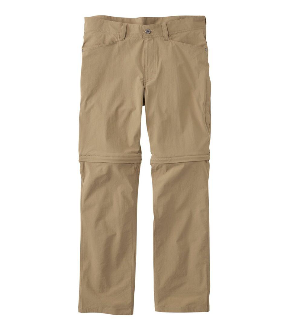 Men's No Fly Zone Zip-Off Pants