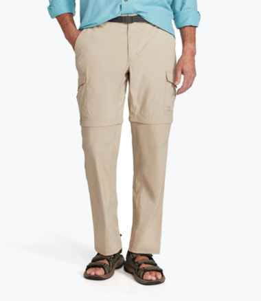 Men's Tropicwear Zip-Leg Pants