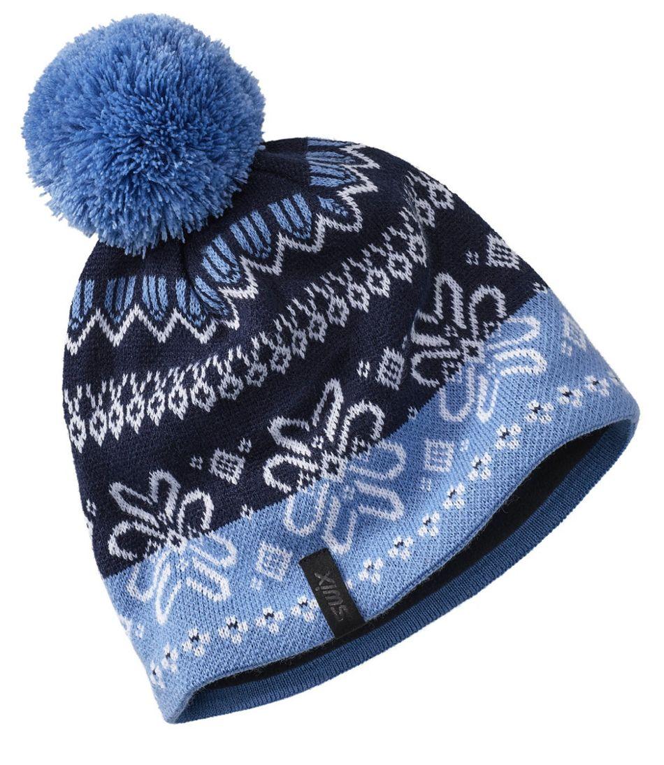 Adult Swix Nordic Pom Ski Hat