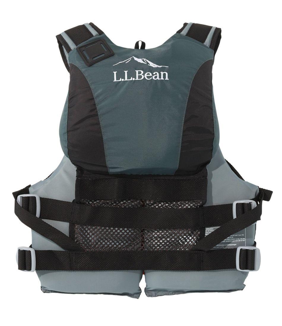 Adults' L.L.Bean Angler Universal PFD