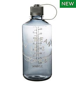 Nalgene Narrow Mouth Water Bottle with L.L.Bean Print, 32 oz.