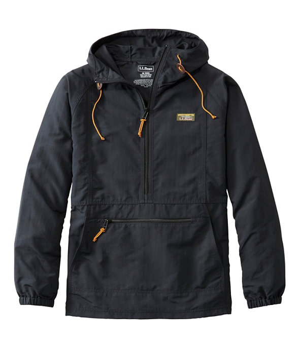 Mountain Classic Anorak, Black, large image number 0