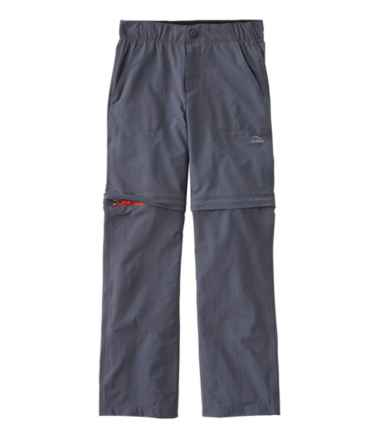 Kids' Cresta Hiking Zip-Off Pants