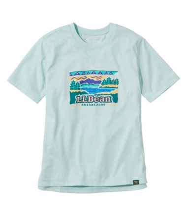Kids' Organic Short-Sleeve Tee