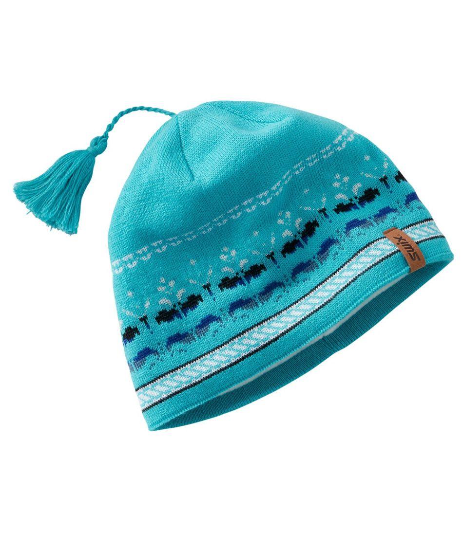 Women's Swix Nordic Tassel Ski Hat