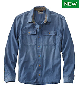 Men's Signature Denim/Twill Shirt